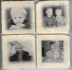 Photo Tiles Magnets (Tutorial)