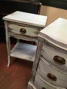 Distressed furniture ideas Rustic Painted Shabby Distressed Dresser And End Table Always New Painting Tips New Junk Money Chalk Pinterest 56 Best Shabby Distressed Furniture Ideas Images Distressed