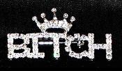 Queen Bitch Pin $22.00