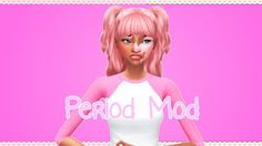 Sulsul Sims: The Period Mod? • Sims 4 Downloads