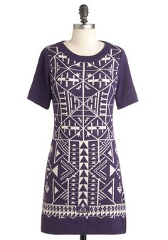 Acute is What You Aim For Dress