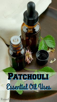 When most people think of patchouli essential oil, they either get a warm, fuzzy feeling because they love it already, or they feel quite the opposite.