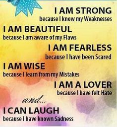 challenge affirmations quotes - Google Search