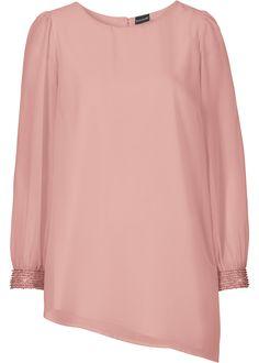 a702e41ddd52 Chiffon-Bluse vintagerosa - BODYFLIRT jetzt im Online Shop von bonprix.de  ab