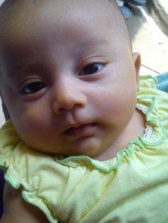 my lovely niece #AyraAnaya