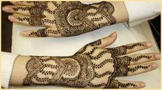 How to Clear Fading Mehendi ! 5