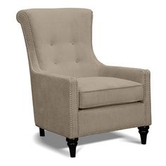 Rochester Accent Chair  C B Value City Furnitureliving Room