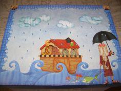 caixa Arca de Noé 2