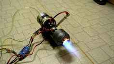 Engineer Builds a Miniature TurboJet Rocket Engine Electronic Circuit Projects, Electronic Engineering, Mechanical Engineering, Power Engineering, Small Jet Engine, Mini Jet Engine, Diy Electronics, Electronics Projects, Engine Working