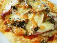 発酵なし!15分強の簡単グリルでピザの画像