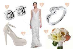 Vestido de Rosa Clarà 2015 - http://www.bodas.net/articulos/look-de-novia-con-vestido-joya--c2409
