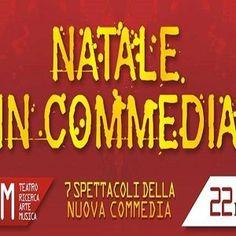 Da domani fino all'8 gennaio 2017 al Teatro TRAM si svolgerà una rassegna di 7 spettacoli divertenti e originali, rappresentanti della nuova commedia italiana che non dimentica la tradizione napoletana. #natale2016 #teatro #Napoli