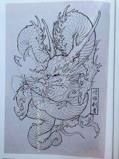 Dragon Tattoo Artist, Dragon Tattoo Meaning, Asian Dragon Tattoo, Japanese Dragon Tattoos, Japanese Tattoo Art, Japanese Tattoo Designs, Dragon Tattoo Designs, Skull Sleeve Tattoos, Wolf Tattoo Sleeve