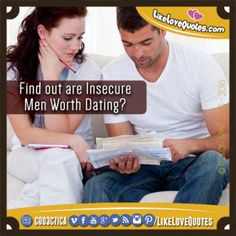 Dating insecure boyfriend