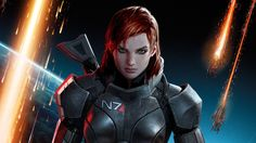 EA and BioWare have released the first Mass Effect 3 trailer featuring the female version of Commander Shepard. The trailer features the epic action you've come to expect from the Mass Effect series, … Burnout Paradise, Mass Effect Games, Mass Effect 3, Crash Bandicoot, Mario Kart, Super Mario Bros, Video Game News, Video Games, Ea Sports Fifa