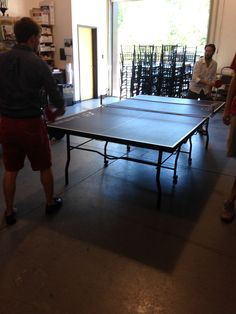 Atlanta Al Ping Pong Table Tabletennis