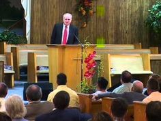 Charles Lawson - The POWER of the BIBLE!!! FULL SERMON