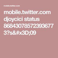 mobile.twitter.com djoycici status 868430785723936773?s=09