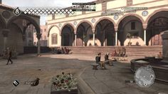 Ospedale degli Innocenti (Firenze) Hospital of the Innocents (Florence) Assassin's creed II
