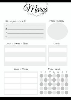 Weekly Planner Printable, Productivity, Planes, Paper Art, Printables, Journal, Lettering, School, Paper Art And Craft
