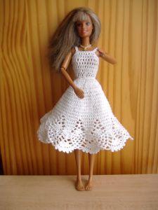 Ma garde- robe pour Barbie