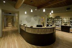 SpaVa - Reception Area, Roanoke, Va.