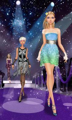 Fashion Show Model Makeover– Capture d'écran