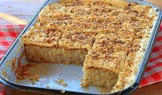 Easy Cake Recipes, Sweet Recipes, Baking Recipes, Cookie Recipes, Dessert Recipes, Desserts, Plain Cake, Kolaci I Torte, Serbian Recipes