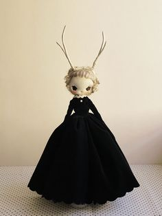 deer - This doll. This is the best doll.