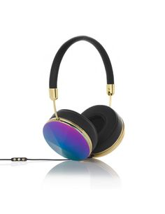 Frends with Benefits Taylor Headphones (Oil Slick) side view