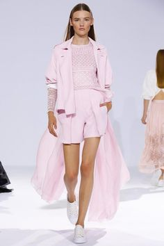 Temperley London Ready To Wear Spring Summer 2015 London