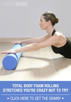 Foam rollers provide excellent benefits