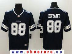 0cf0957fc Men s Dallas Cowboys  88 Dez Bryant Navy Blue 2017 Vapor Untouchable  Stitched NFL Nike Limited