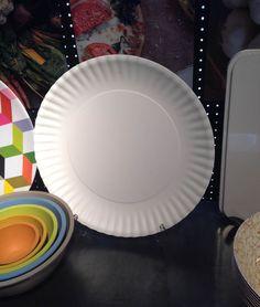 It's not Paper! Plates