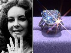 """The more, the better."" Elizabeth Taylor gives an inside look at her legendary jewelry collection."
