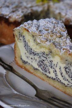 Polish Desserts, Polish Recipes, Breakfast Menu, Cheesecake Recipes, Yummy Cakes, Amazing Cakes, Sweet Tooth, Food Porn, Good Food