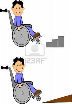 boy in wheelchair over white  Stock Photo