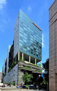 WoHa Architects_Singapore_Park Royal Hotel 42 | Flickr - Photo Sharing!