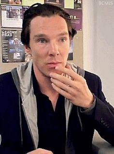 His Hands <3