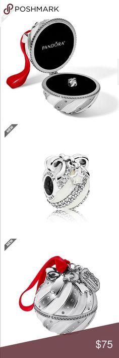 cb1ea6976 NIB Pandora 2018 Rockettes Charm & Ornament Featuring the exciting Radio  City Rockettes sterling silver charm