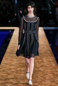 Prada Spring 2015 Menswear Fashion Show - Mica Arganaraz
