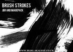 Free Brush strokes!Brush stroke brushes