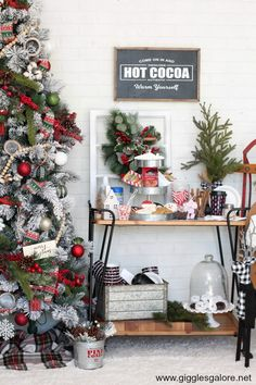 How to Host a Cocoa and Christmas Carols Holiday Party