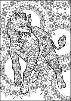 Welcome to Dover Publications Creative Haven Untamed Designs