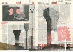 Beniamino Servino - 2 Towers
