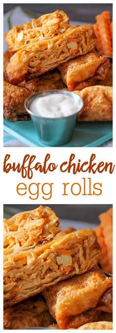 Buffalo Chicken Egg