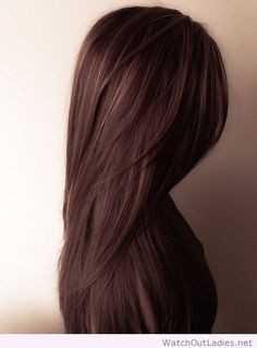 Fabulous hair and color look