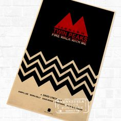 Cheap wall sticker, Buy Quality kraft poster directly from China stickers home Suppliers: Pop Art Horror Film Twin Peaks Movie Vintage Retro Kraft Poster Decorative DIY Wall Stickers Home Bar Art Poster Decoration Gift