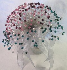 Extra Large Crystal Bouquet - Swarovski Crystal