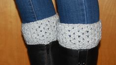 Boot Cuffs - The Crochet Crowd thecrochetcrowd.com/boot-cuffs/ Boot Cuff PatternsJust in time for winter season, hook up some of these fun accessories. They are pretty easy and work up quickly.